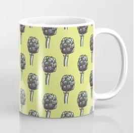 Artichoke -mug